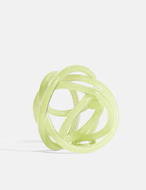 Hay Knot No.2 (Large) - Light Green