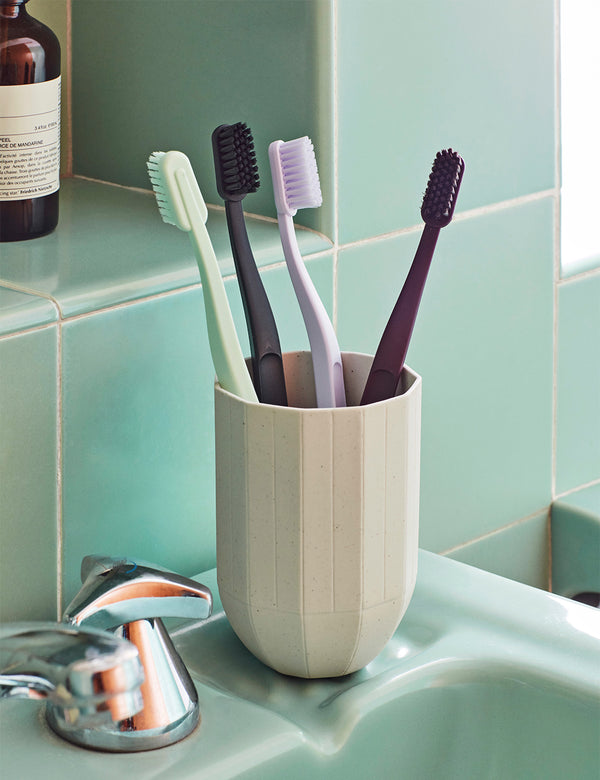 Hay Tann Toothbrush - Dark Green