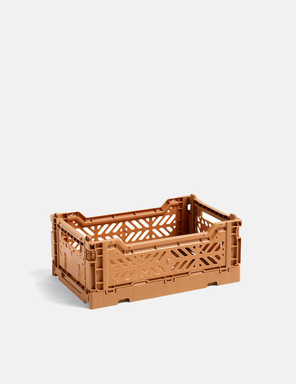 Hay Color Crate (Smalll) - Hellbraun