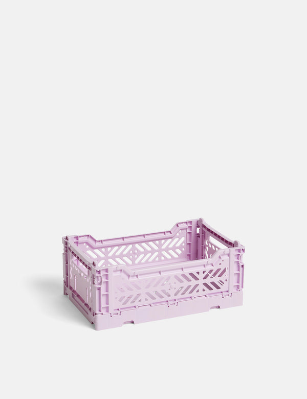 Hay Color Crate (klein) - Lavendel