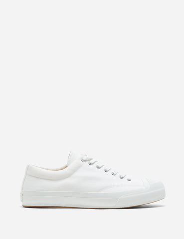 Moonstar Gym Court Trainers (Canvas) - Natural Beige