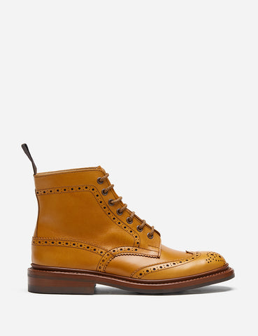 Tricker's Stow Country Boot - Acorn Antique Tan