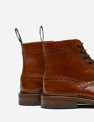 Tricker's Stow Country Boot - Marron Antique Brown