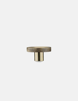 H. Skjalm P Door Knob - Brass