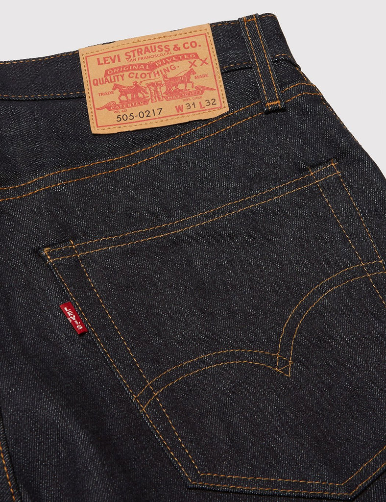 Levis Vintage Clothing 1967 505 Jeans - Cone Rigid