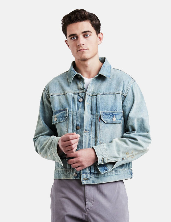 Levis Vintage Clothing Type II Jacket - Break Water - Article.