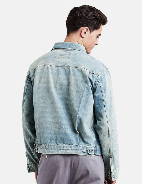 Levis Vintage Clothing Type II Jacket - Break Water - Article