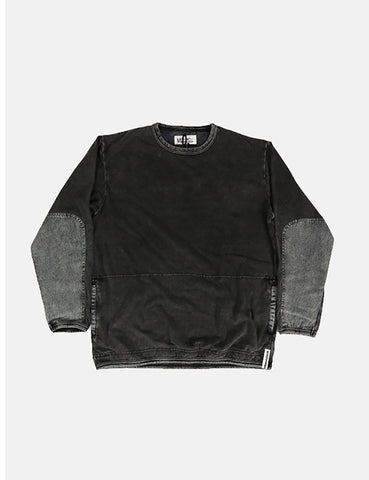 Manastash Snug Pile Sweat - Black
