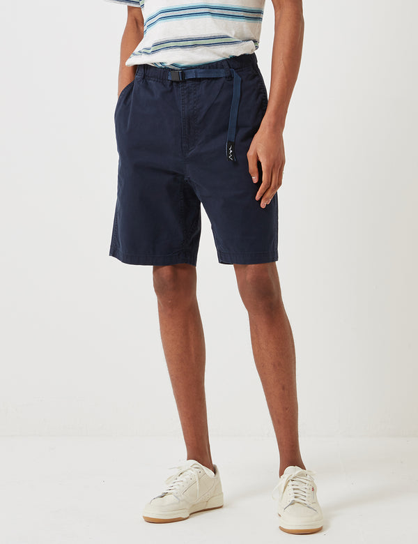 Manastash Flex Climber Shorts - Navy Blue