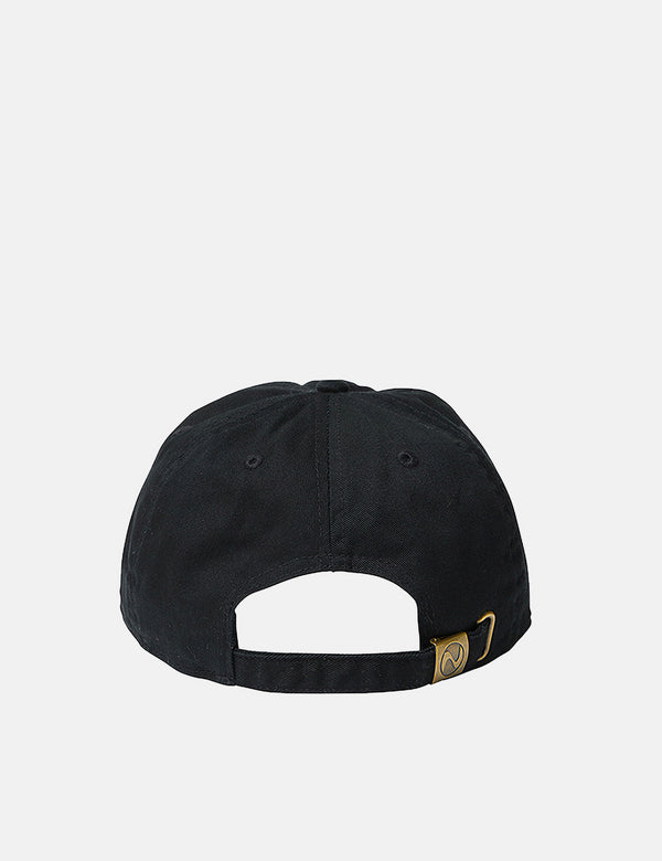Casquette 6-Panel Liberaiders Camp Liberaiders - Noir