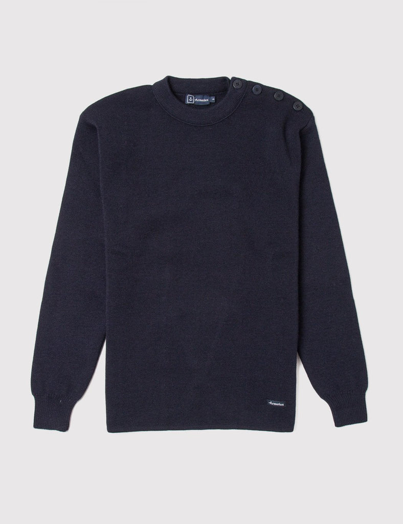Armor Lux Foursnant Jumper - Navy - Article