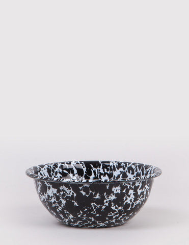 Crow & Canyon Cereal Bowl - Black Marble - Article