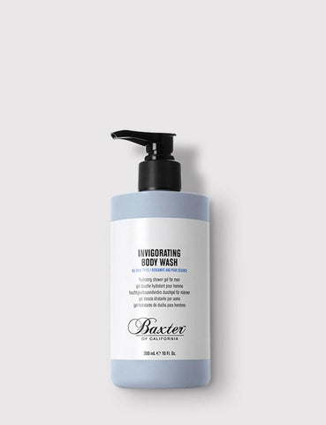 Baxter of California Invigorating Body Wash (300ml) - Bergamot/Pear - Article