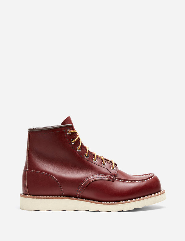 "Red Wing 6""Moc Toe Boot 8131(レザー)-Oro Russet Portage"