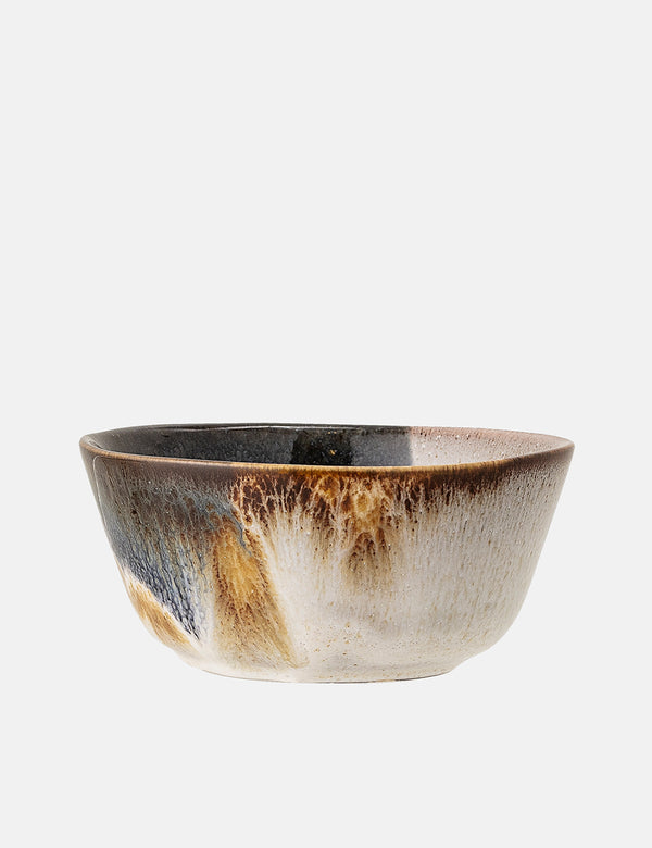 Bloomingville Jules Bowl (Stoneware) - Multi Colour