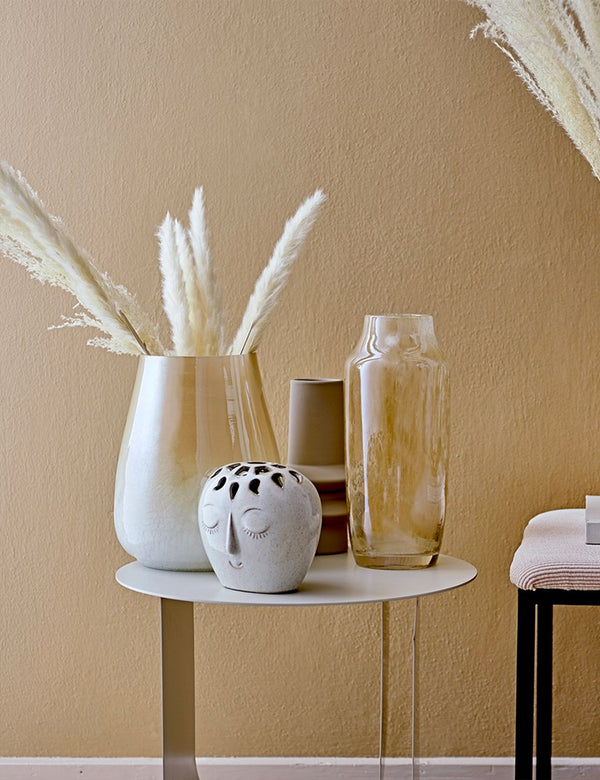 Bloomingville Face Vase - White