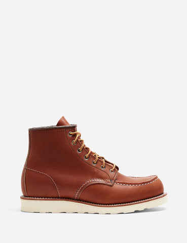 "Red Wing 6"" Moc Toe Boot 875 (Leather) - Tan"