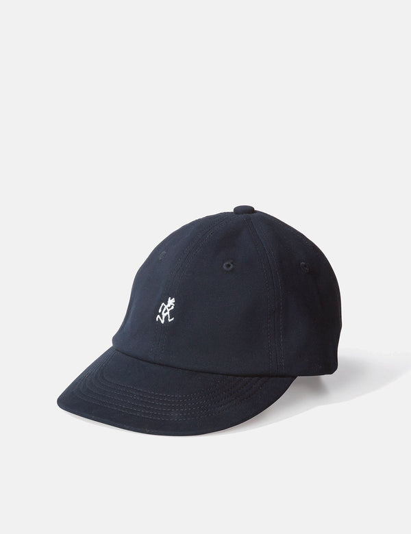 Gramicci Umpire Baseball Cap - Navy Blue
