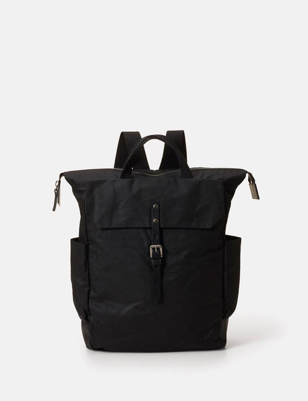 Ally Capellino Fin Waxy Backpack - Black - Article