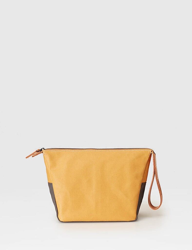 Ally Capellino Nazim Washbag - Yellow - Article