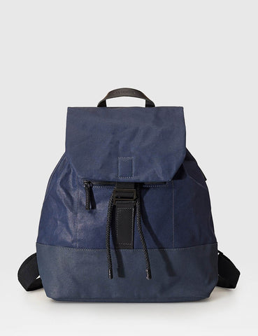 Ally Capellino Haye Canvas Backpack - Navy - Article