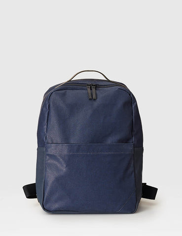 Ally Capellino Thompson Zipped Backpack - Navy - Article