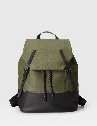 Ally Capellino Dean Backpack - Green - Article