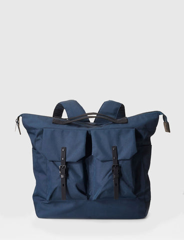 Ally Capellino Frank Ripstop Backpack - Dark Navy - Article