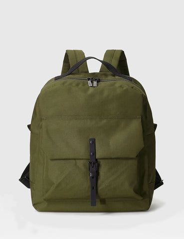 Ally Capellino Ian Ripstop Backpack - Green - Article