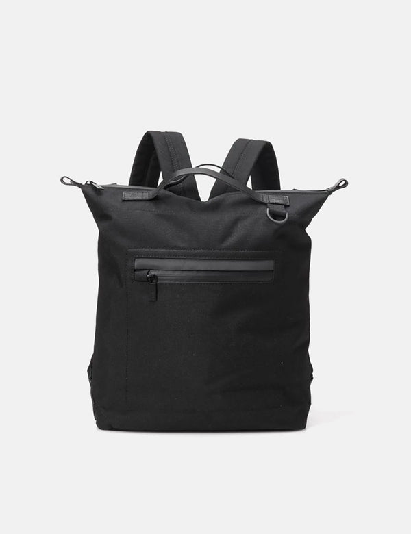 Ally Capellino Mini Hoy Travel/Cycle Rucksack - Black