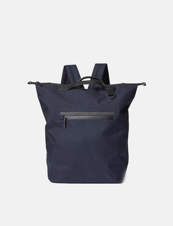 Ally Capellino Hoy Travel/Cycle Backpack - Navy Blue