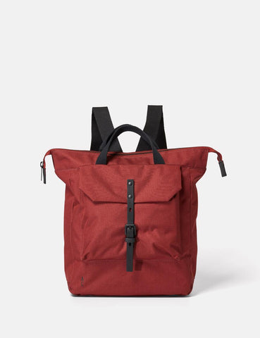 Ally Capellino Frances Ripstop Backpack - Burgundy - Article
