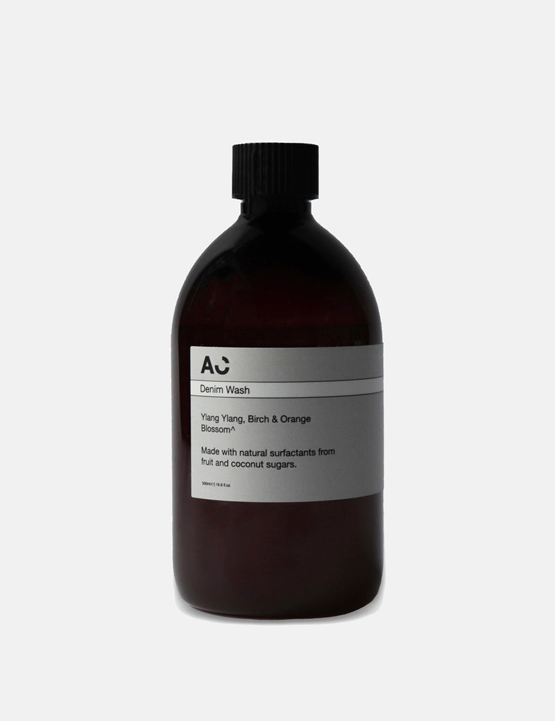 Attirecare Denim Wash (250ml) - Ylang, Birch, Orange Blossom^