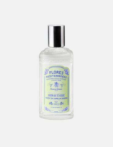 Alvarez Gomez Med Flowers EDT - Green Tea Camelia Garden - Article