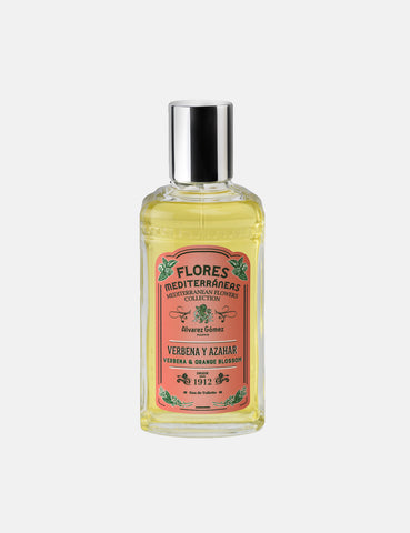 Alvarez Gomez Med Flowers EDT - Verbena & Orange Blossom - Article