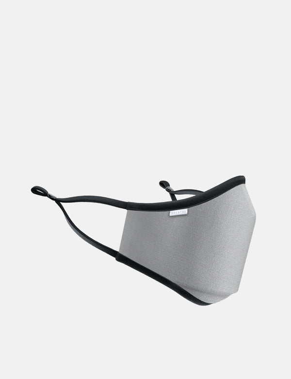 Breathe Face Mask -  Grey