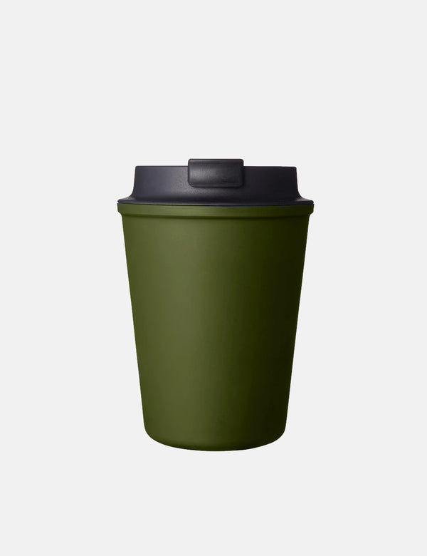 Rivers Wallmug Sleek Coffee Cup - Olive