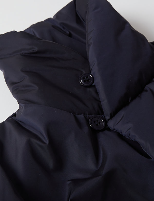 Arpenteur Loft J. HD Technical Nylon Jacket - Navy Blue