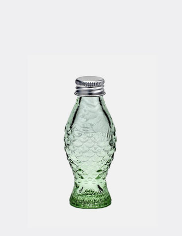 Serax Fish Bottle Glass (50cl) - Green