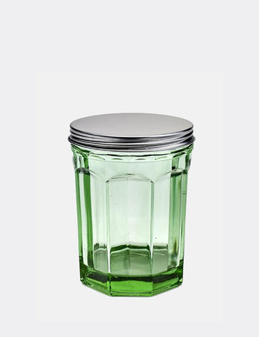 Serax Storage Glass Jar (100cl) - Green