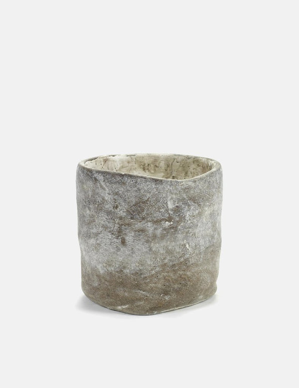 Serax Cement Pot (Medium) - Grey