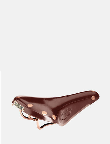 Brooks B17 Special Copper Bike Saddle - Brown