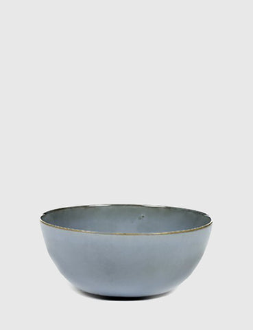 Serax Bowl Medium - Smokey Blue