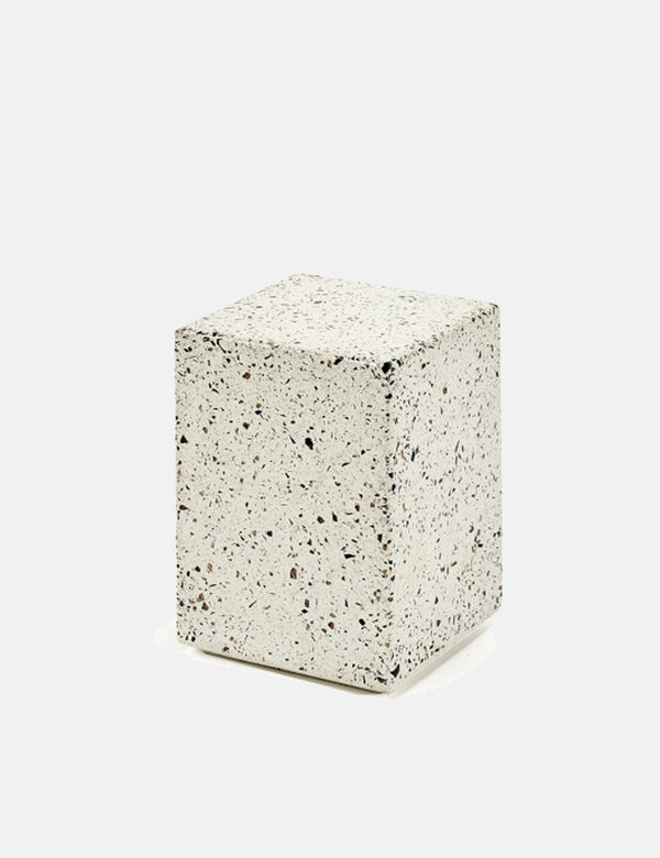 Serax Terrazzo Side Table (Rectangle) - Grey