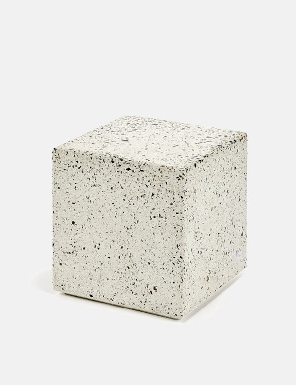 Serax Terrazzo Square Side Table (Large) - Grey