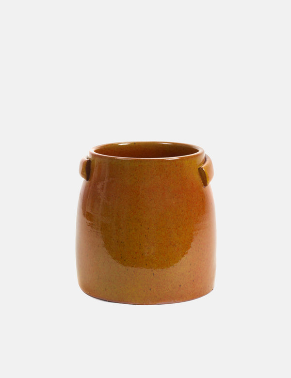 Serax Tabor Pot (Mittel) - Orange