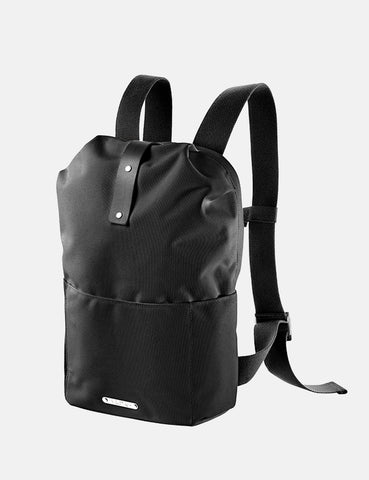Brooks Dalston Utility Knapsack Small Backpack - Black