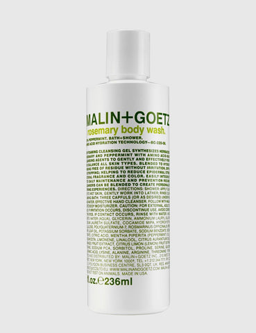Malin+Goetz Body Wash - Rosemary