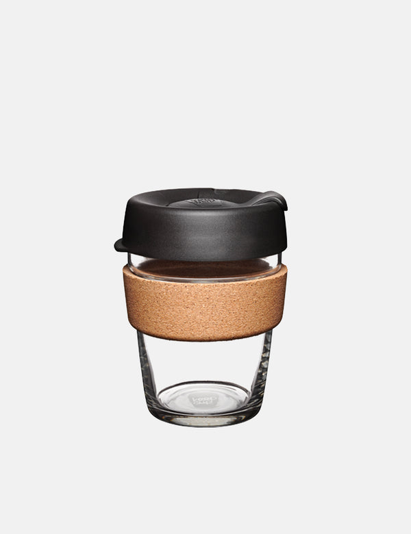 KeepCup Press Medium Cup (12oz) - Black
