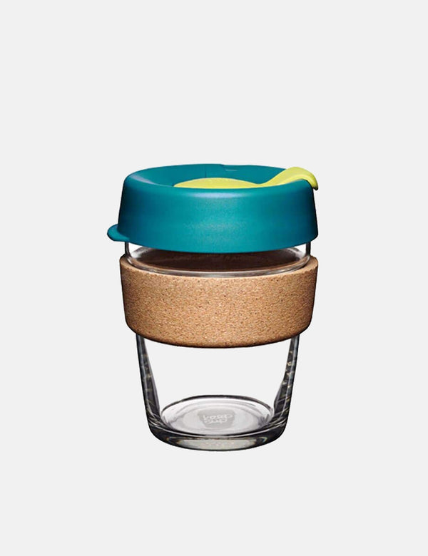 KeepCup Turbine Medium Cup (12oz) - Blue